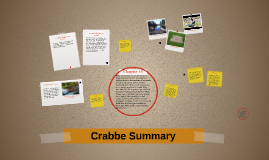 Crabbe Summary