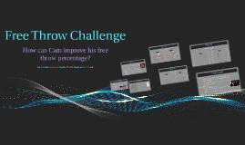 Free Throw Challenge