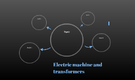 Electric machine and transformers
