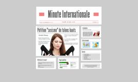 Minute Internationale