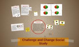 Challenge and Change Social Study