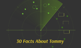 30 Facts About Tommy