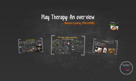 Play Therapy: An overview