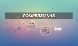 POLIPERSIANAS