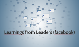 Learnings from Leaders