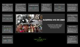 Copy of ACUERDO 415 DE 2009