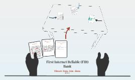 First Internet Reliable (FIR) Bank