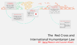 The  Red Cross and International Humanitarian Law