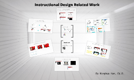 Instructional Design Related Work
