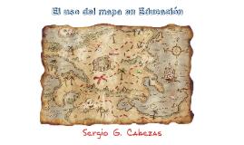 Mapas en Educación Infantil