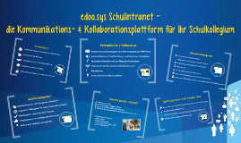 edoo.sys Schulintranet -