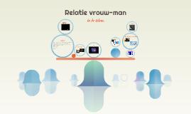 Relatie vrouw-man