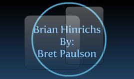 Brian Hinrichs