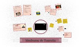 Sindrome de Tourette