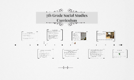 Updates to the 7th Grade Social Studies Curriculum