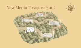 New Media Treasure Hunt