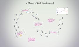 6 Phases of Web Development