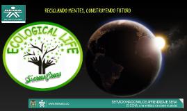 RECICLANDO MENTES, CONSTRUYENDO FUTURO