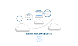 Eletronic Cornell Notes