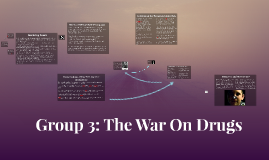 Group 3: The War On Drugs