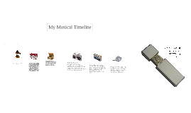 Music Device Timeline