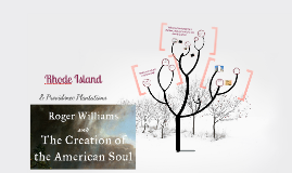 Roger Williams & Rhode Island