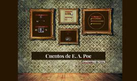 Cuentos de E. A. Poe