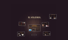 Copy of EL VOLEIBOL