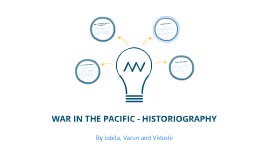 War in the pacific-Historiography