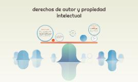 Revisado derechos de autor y propiedad intelectual Revisado