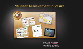 Student Achievement as measured by MEAP
