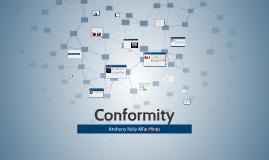 Copy of Copy of Conformiy