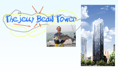 The Jelly Bean Tower