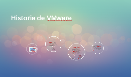 Copy of Historia de VMware