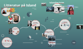 Litteratur på Island