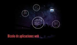 Copy of Diseño de aplicaciones web