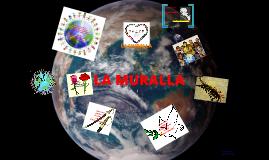 """Copy of Presentación del poema """"La Muralla"""""""