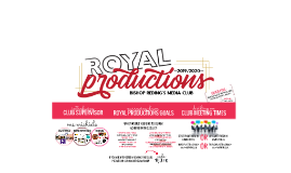 BR Royal Productions!