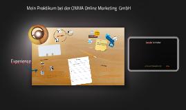 Mein Praktikum bei der ONMA GmbH