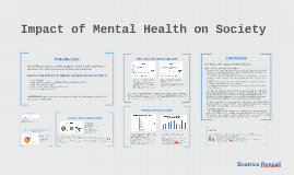 Copy of Impact of Mental Health on Society