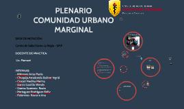 INFORME DE SERVICIO - PLENARIO