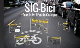 SIG-Bici