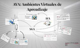 AVA: Ambientes Vituales de Aprendizaje