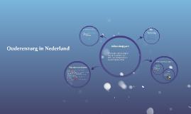Ouderenzorg in Nederland