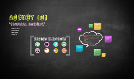Agency 101