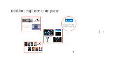 Copy of motion capture company