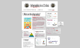 Infographics in a L2 class