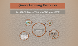Queer Gaming Practices