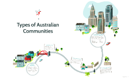 Types of Australian Communities