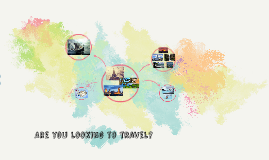 Are you looking to travel?